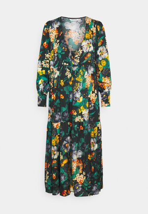 LERHAPSODY - Maxi dress - dark epicea