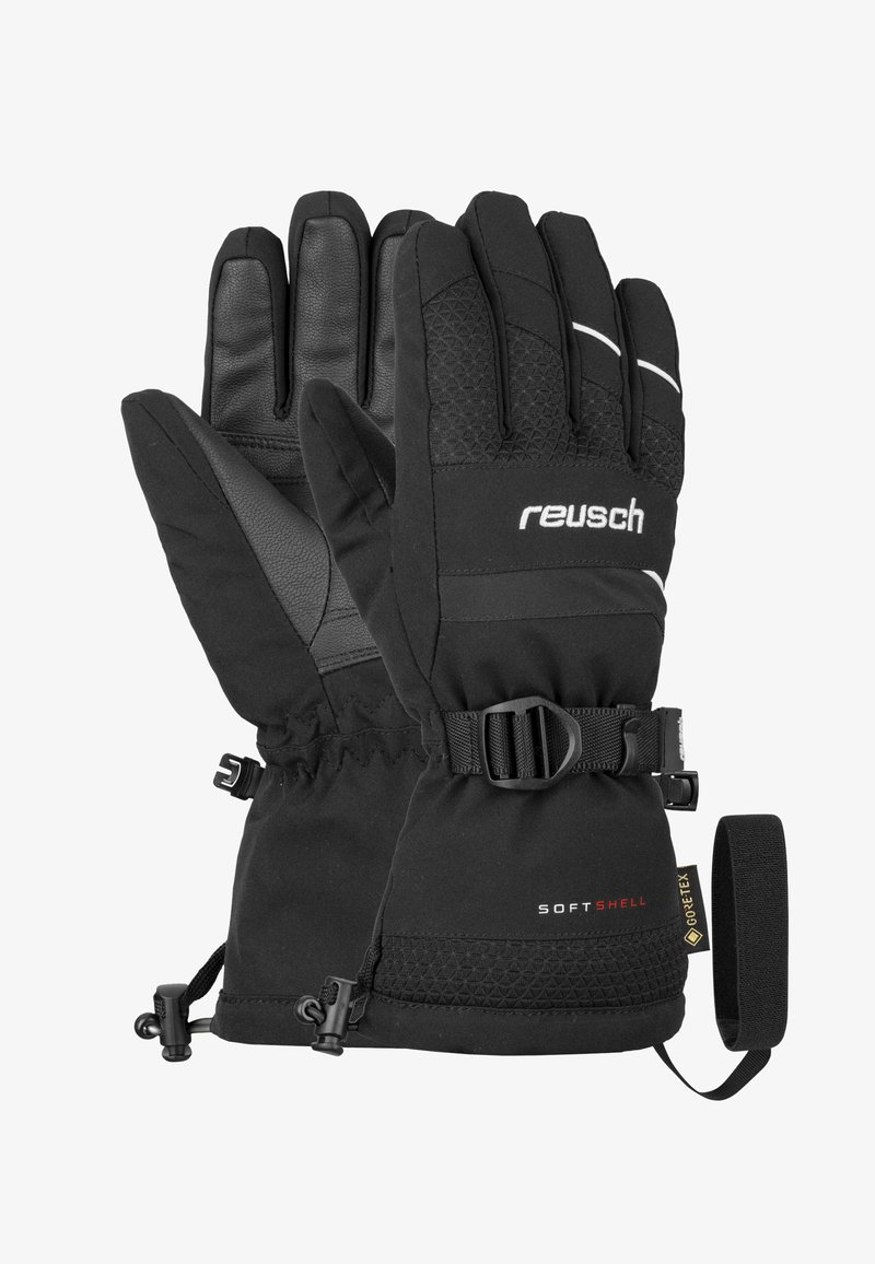 Reusch - Gloves - black/white