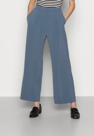 JALIA TROUSERS - Trousers - china blue