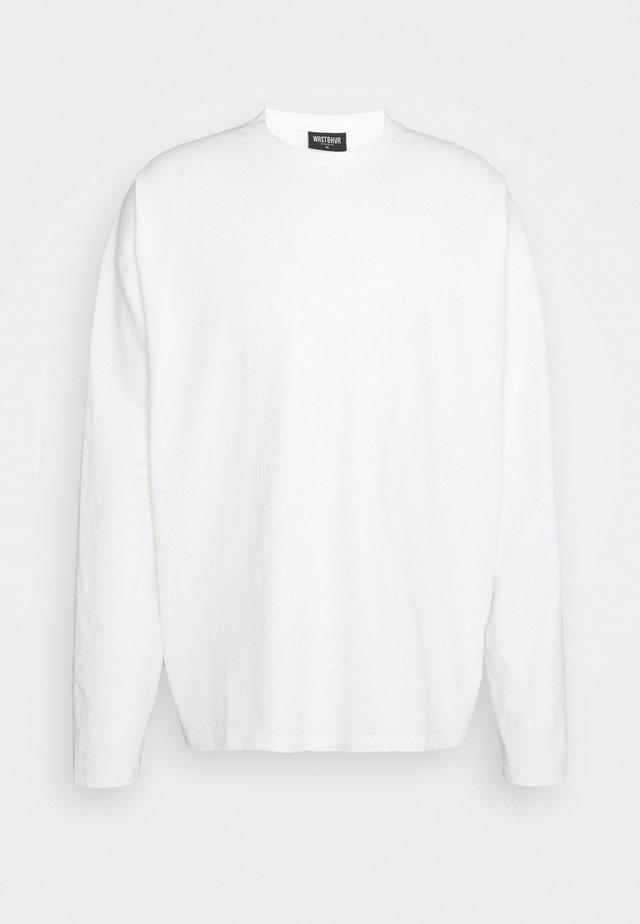 LONGSLEEVE UNISEX - Longsleeve - off-white