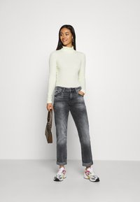 G-Star - KATE BOYFRIEND WMN - Jeans Relaxed Fit - vintage basalt - 1