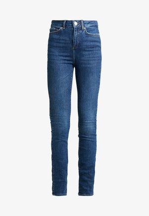NMCALLIE - Jeans Skinny Fit - blue denim