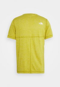 The North Face - LIGHTNING TEE - Basic T-shirt - mottled ochre - 1