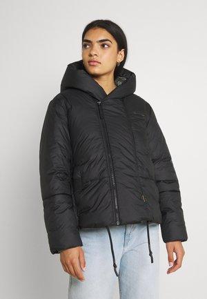 G - WHISTLER SHORT PDD JKT - Winter jacket - dk black