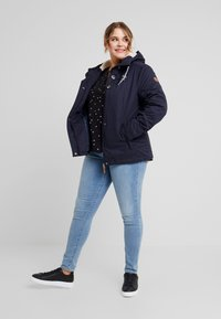 Ragwear Plus - LYNX COAT - Lett jakke - navy - 1