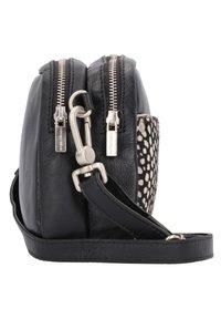 Cowboysbag - Across body bag - black/beige - 4