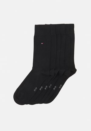 MEN SOCK CLASSIC 6 PACK - Socks - black