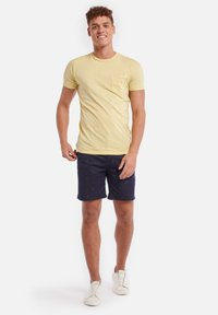 Shiwi - TEE SLUB - T-shirt basique - miami lemon - 1