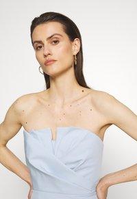 Jarlo - ALICE - Společenské šaty - powder blue - 5
