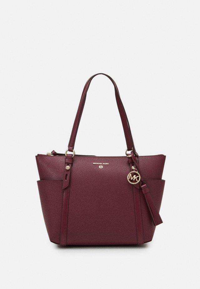 NOMADMD - Tote bag - dark berry