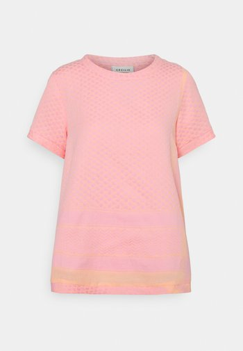 Print T-shirt - pale dogwood
