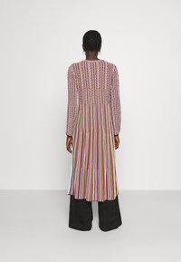 M Missoni - MAXI CARDIGAN DRESS COMBO - Neuletakki - multicolor - 2