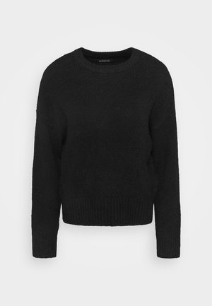 BASIC- SHORT JUMPER - Jumper - black