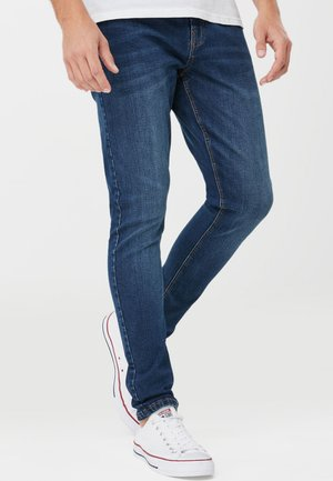 STRETCH JEANS - SUPER SKINNY FIT - Skinny džíny - blue