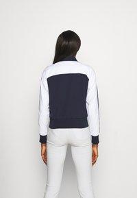 Lacoste Sport - TENNIS - Training jacket - weiß/navy blau - 2
