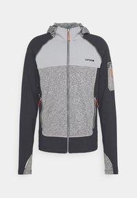 Icepeak - BERKSHIRE - Fleece jacket - anthracite - 0
