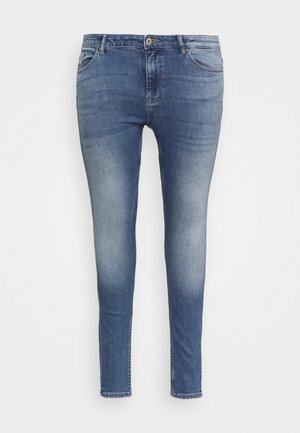 CARCARMA LIFE  - Jeans Skinny Fit - light blue denim