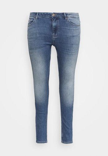 CARCARMA LIFE  - Jeans Skinny Fit - light blue denim