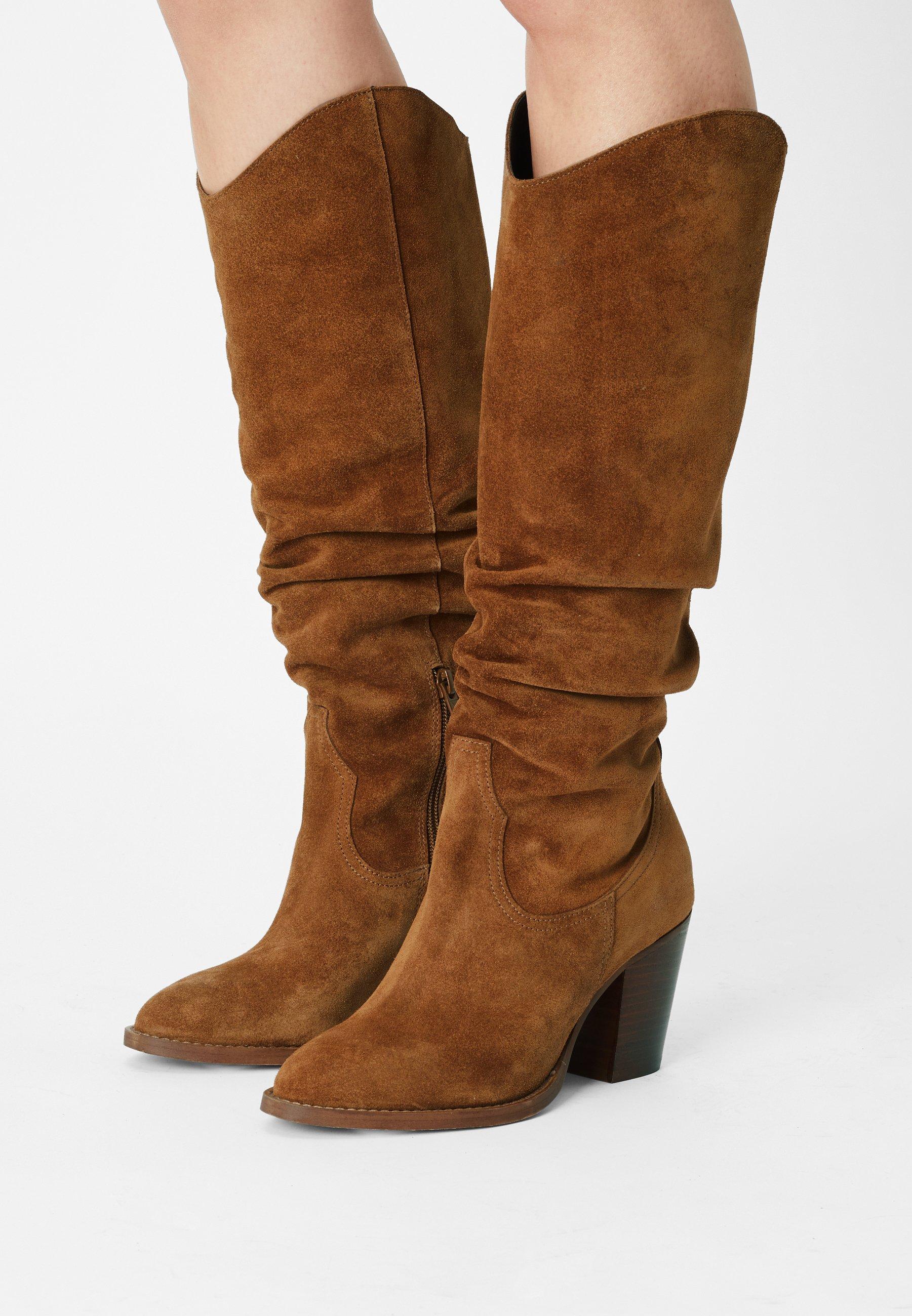 Women Cowboy/Biker boots