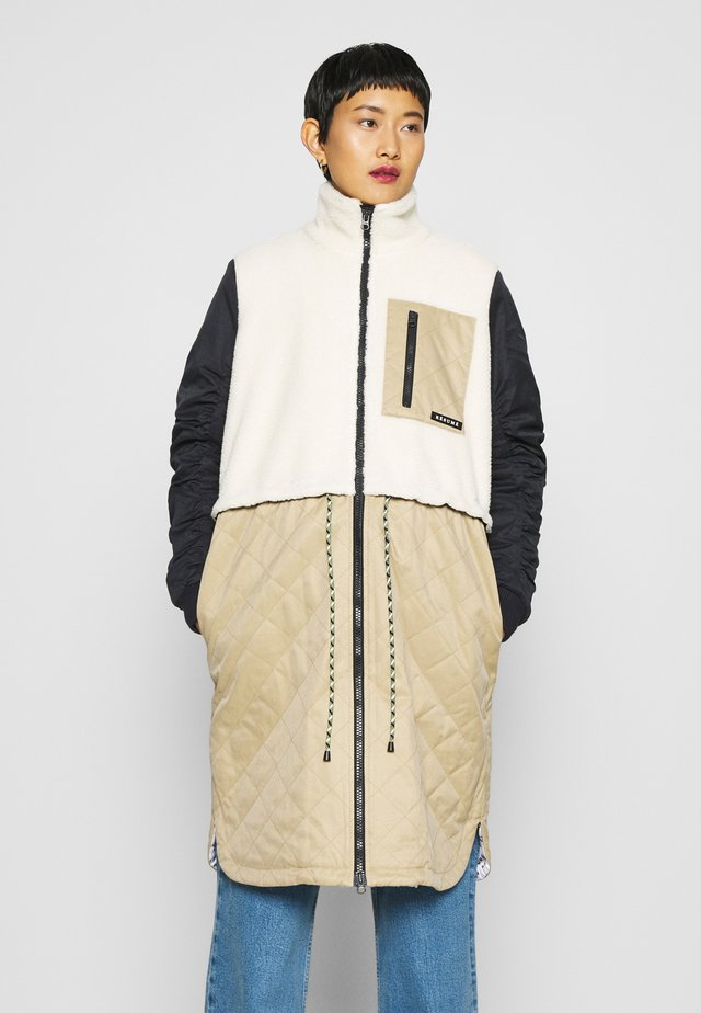 ARLENE JACKET - Winter coat - broken white