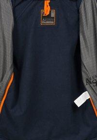 Alessandro Salvarini - Soft shell jacket - navy - 3