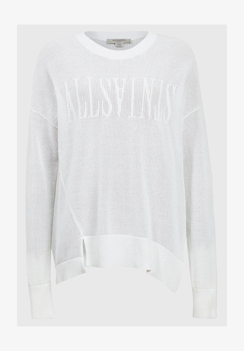 AllSaints - VITA - Strikpullover /Striktrøjer - white