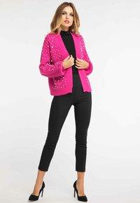 faina - Cardigan - pink - 1