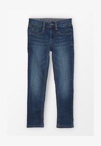 s.Oliver - HOSE - Jeans Skinny Fit - blue denim - 0