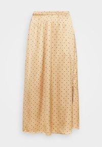JDY - JDYDOTTIE SKIRT - A-line skirt - Tan - 4