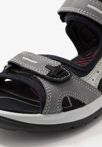 ECCO - OFFROAD - Walking sandals - titanium - 5