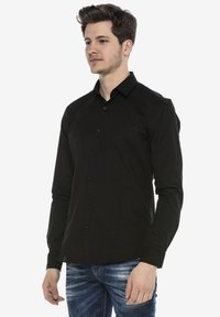 Cipo & Baxx - HECTOR - Formal shirt - schwarz - 3