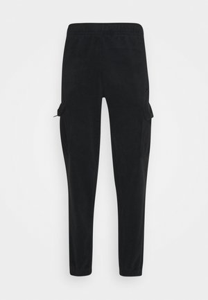 NOVELTY PANT UNISEX - Pantalon cargo - black