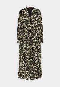 s.Oliver - Maxi dress - black - 0