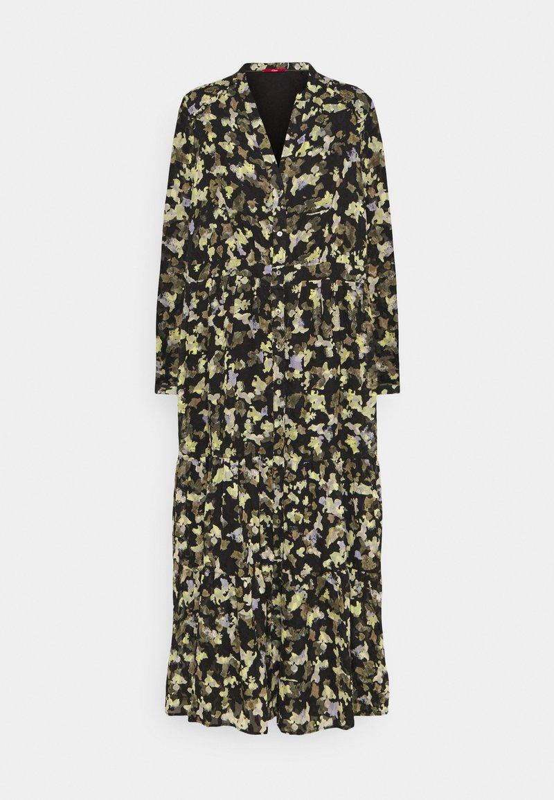 s.Oliver - Maxi dress - black