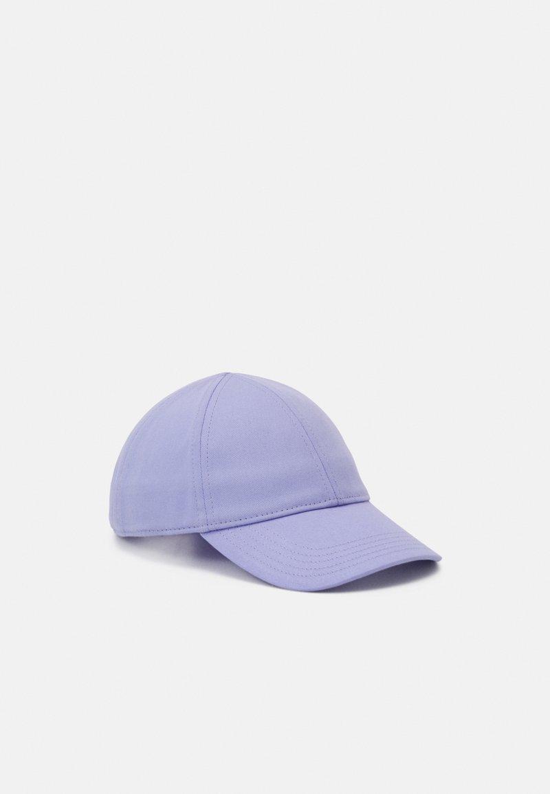 ARKET - SOLID UNISEX - Kšiltovka - purple