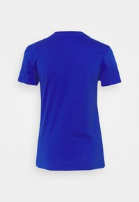 adidas Performance - Camiseta estampada - bold blue/white - 7