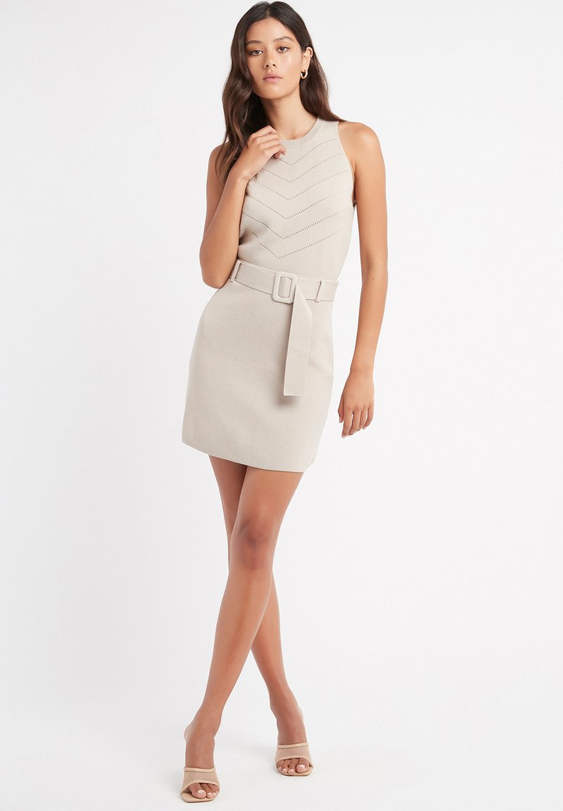 Kookai - JUPE SANDY - Mini skirt - az mastic
