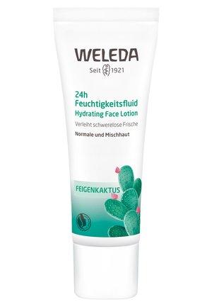 FEIGENKAKTUS 24H FEUCHTIGKEITSFLUID - Face cream - -