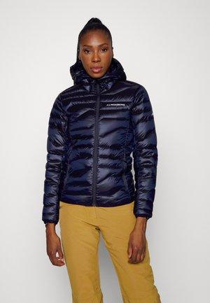 CLIFF LIGHT HOOD - Ski jacket - navy