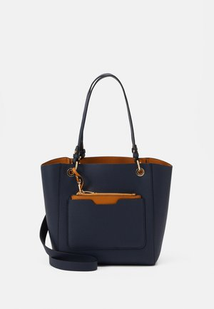 SHOPPER - Tote bag - navy