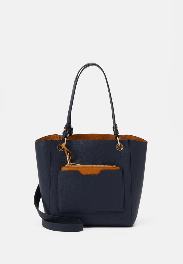 SHOPPER - Tote bag - navy