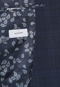 Isaac Dewhirst - BLUE CHECK - Kostym - blue - 8