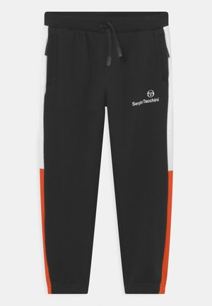 NAVLIC JR PANT UNISEX - Spodnie treningowe - anthracite/flash orange