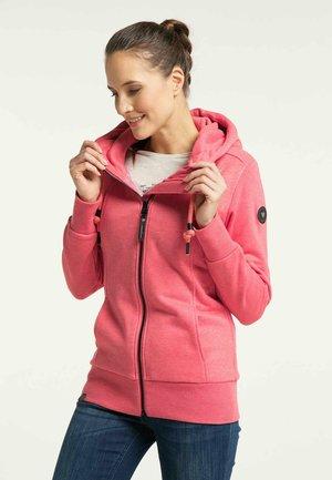LIBRIA PROTECT - Zip-up hoodie - pink