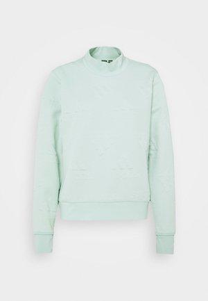 CREW A.RDY - Bluza - mint