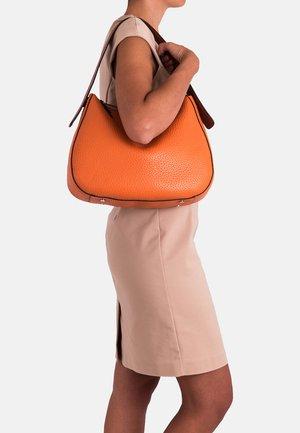 Handbag - mandarino