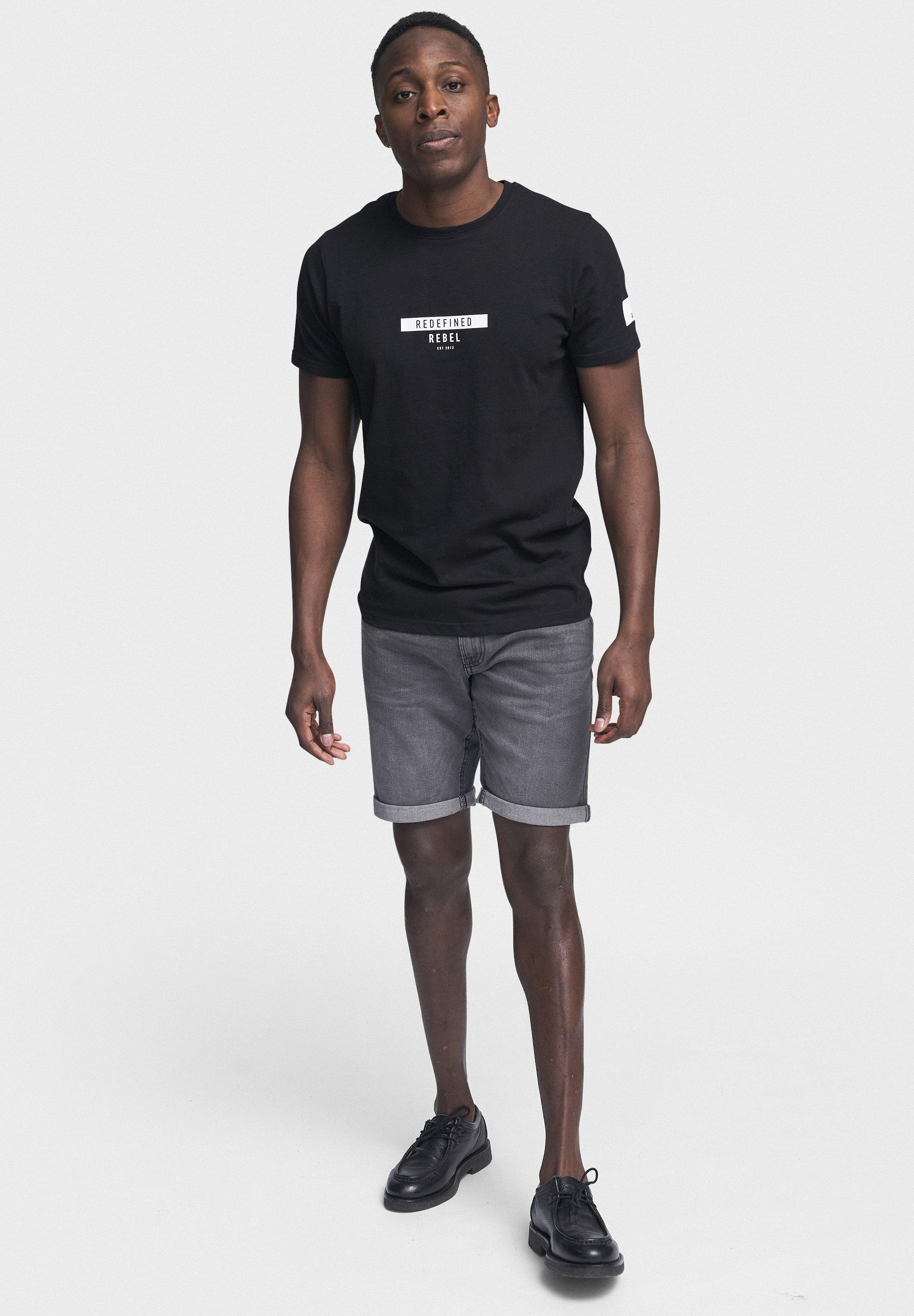 Homme PORTO - Short en jean