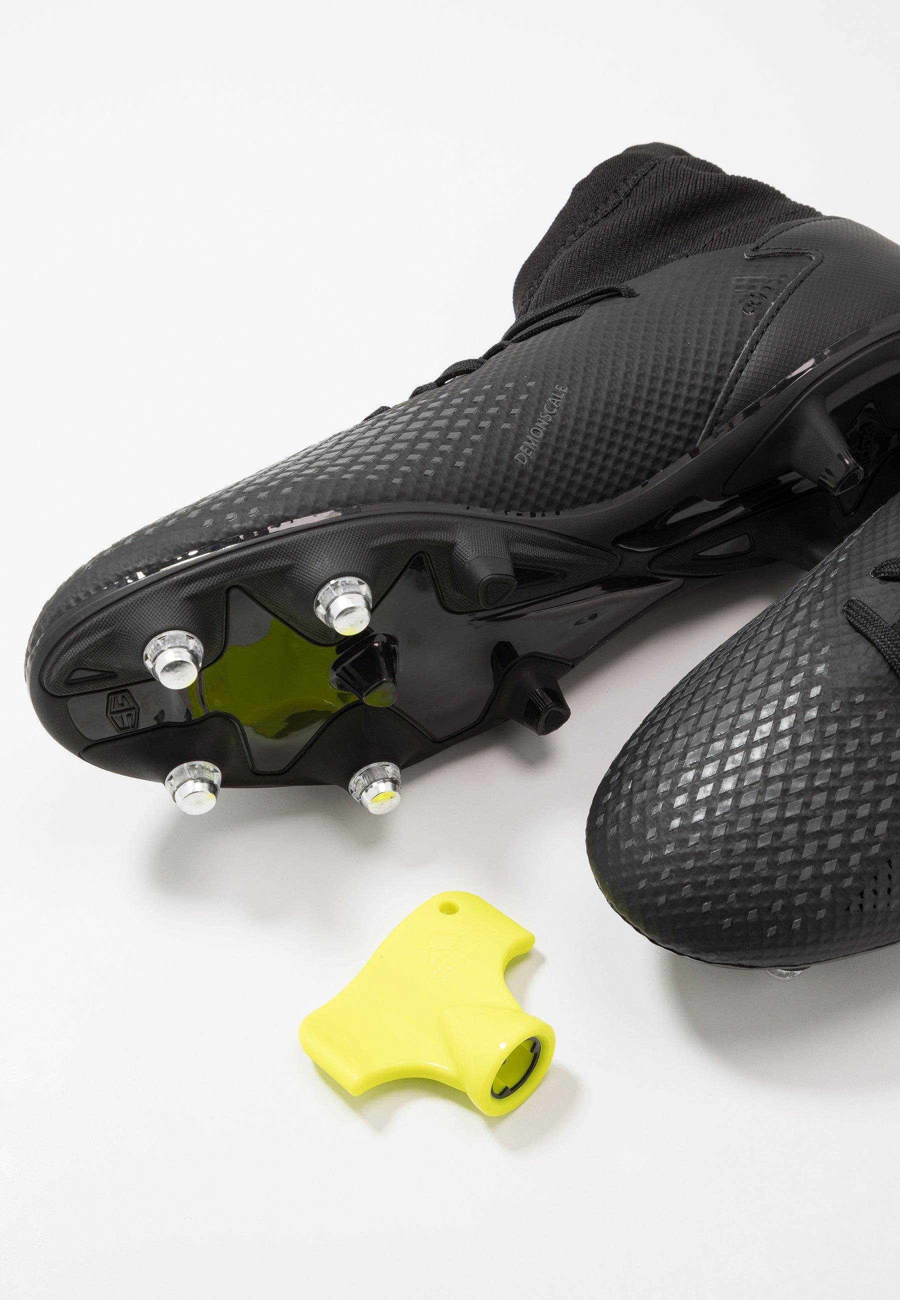 adidas Performance PREDATOR 20.3 SG - Nurmikengät - core black/solid grey Ojv3IuaP