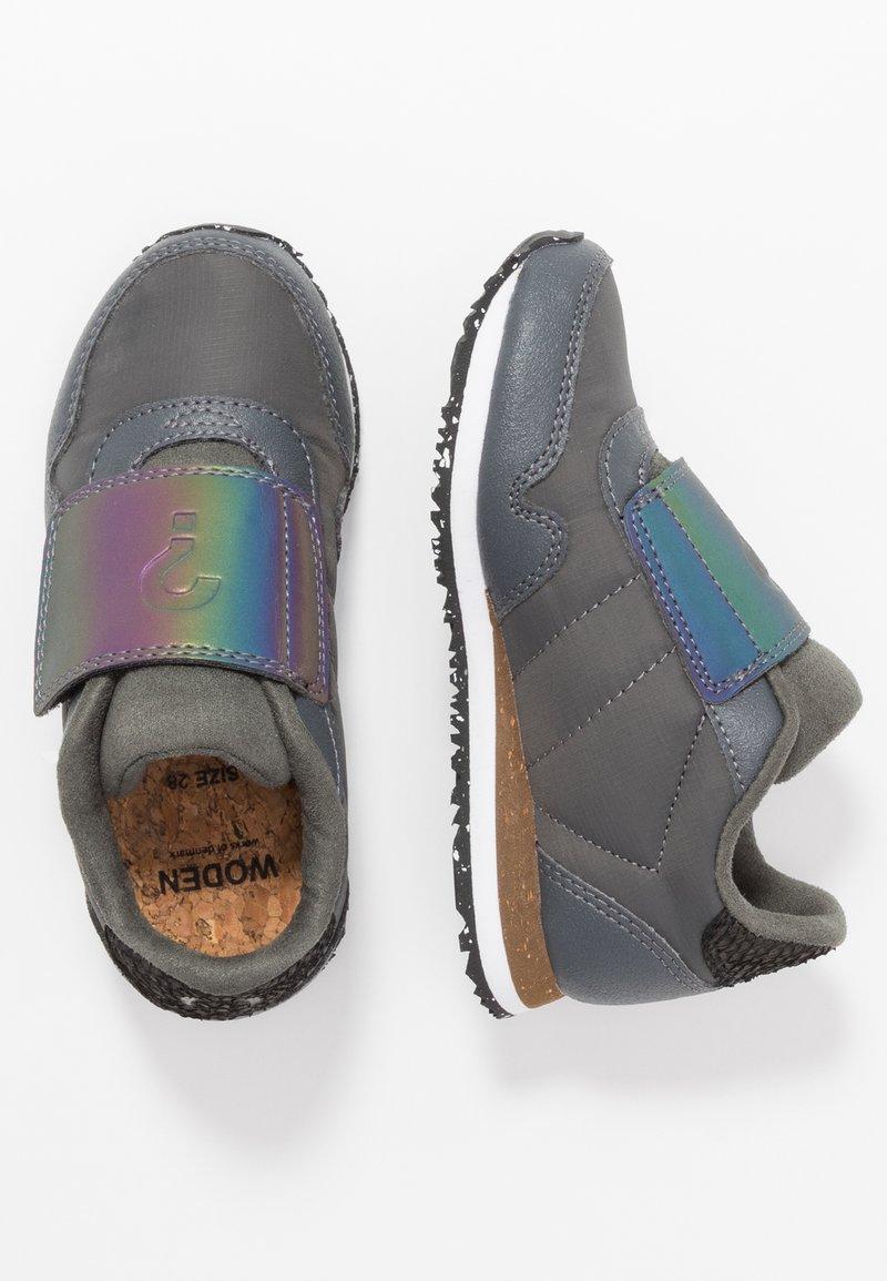 Woden - SANDRO REFLEX - Sneakers basse - dark shadow