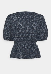 ONLY Petite - ONLPELLA WRAP SMOCK - T-shirts med print - night sky - 1